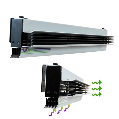 Бактерицидна лампа UVClean AIR за дезинфекция на въздуха